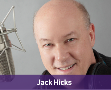 Jack Hicks Voiceovers